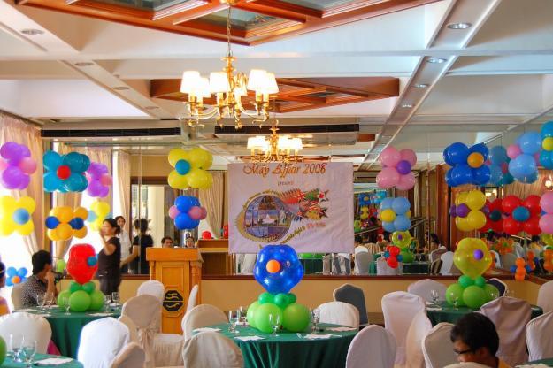 dekorasi pesta ulang tahun anak
