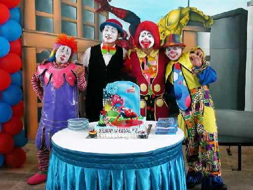 eo pesta ulang tahun anak