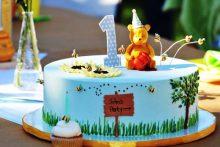 Tips merayakan pesta ulang tahun pertama