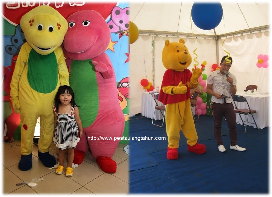 jakarta kids party organizer eo birthday party