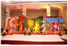 Memilih Dekorasi 3D Untuk Pesta Ulang Tahun